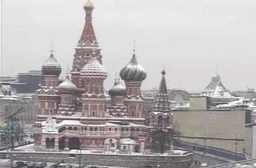 Dettagli webcam Mosca